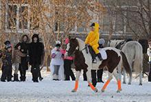 соревнования верховая езда челябинск